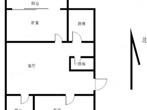 明月豪苑经典两居精装修有房本可贷款位置优越