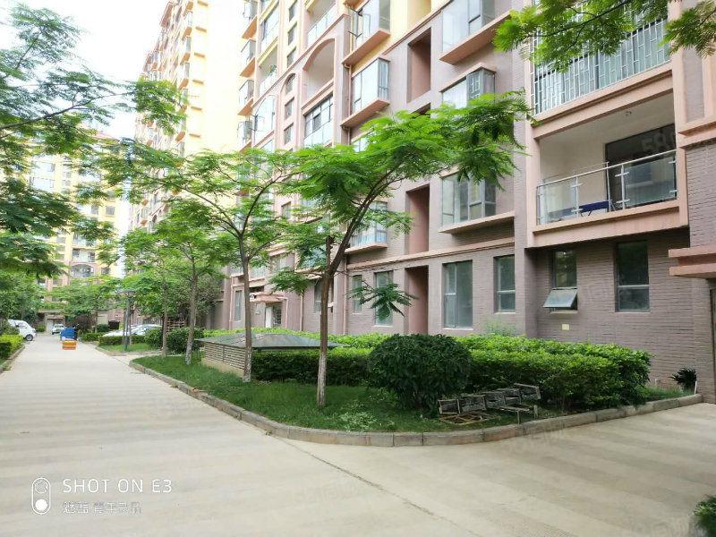 南湖花园1楼,带花园带地下车位,小区中间,99万,四室