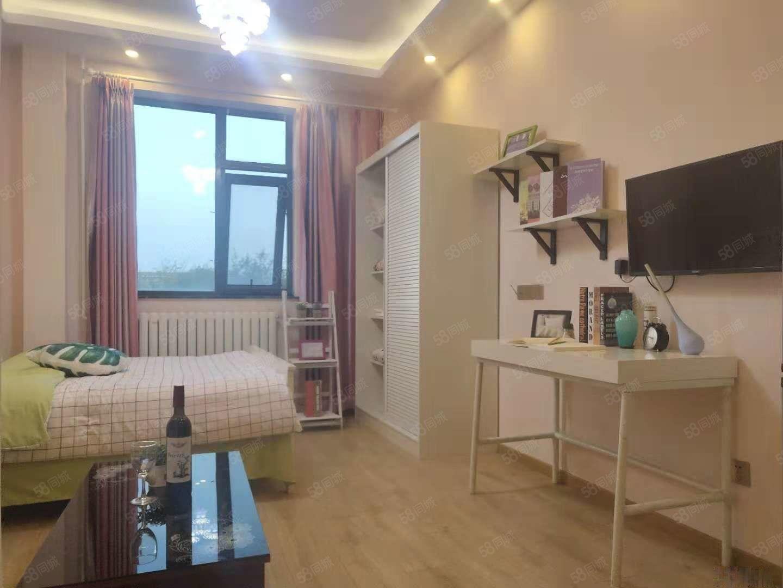 万达华城800元至1300元都有1室1厅1卫精装修拎
