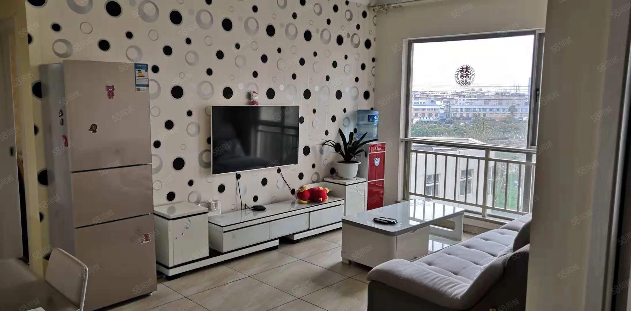 (一中对面)湖畔知城精装3房带全套家具家电澳门金沙平台