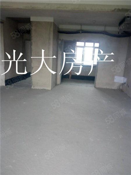 四马路矿务局家属楼桓湖花园四楼毛坯房128万可议