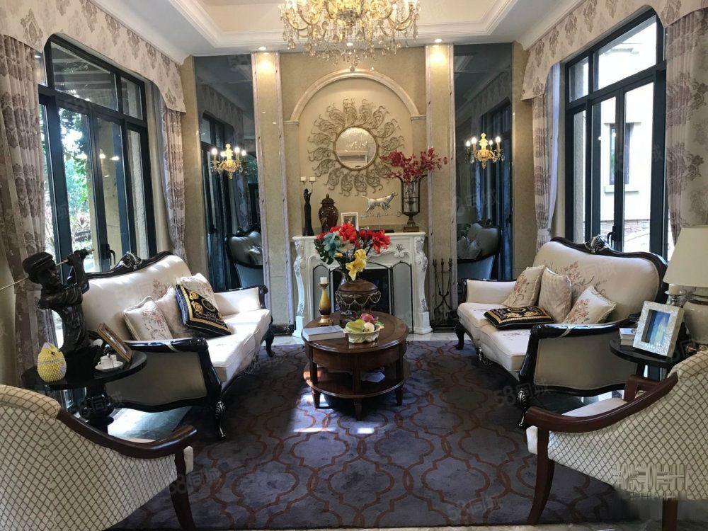 南国威尼斯城独栋别墅人间仙境一样的别墅区带400平花园