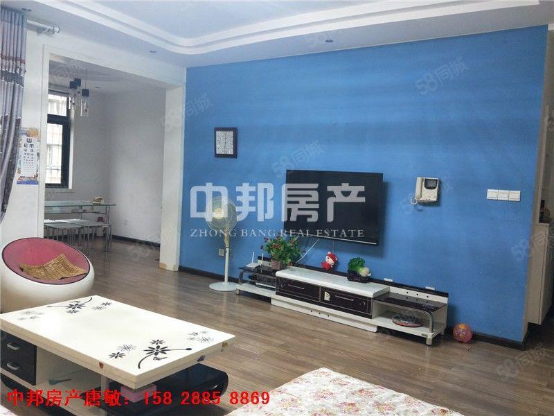 M中铁龙城4室精装修4个空调家具家电齐全一直没租过