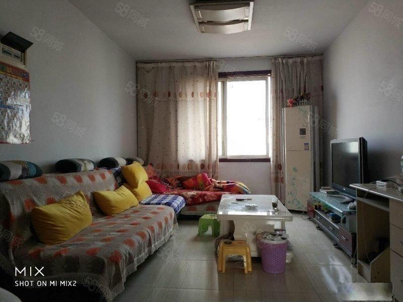 王城大道阳光家园两室精装双气入户花园小区拎包入住