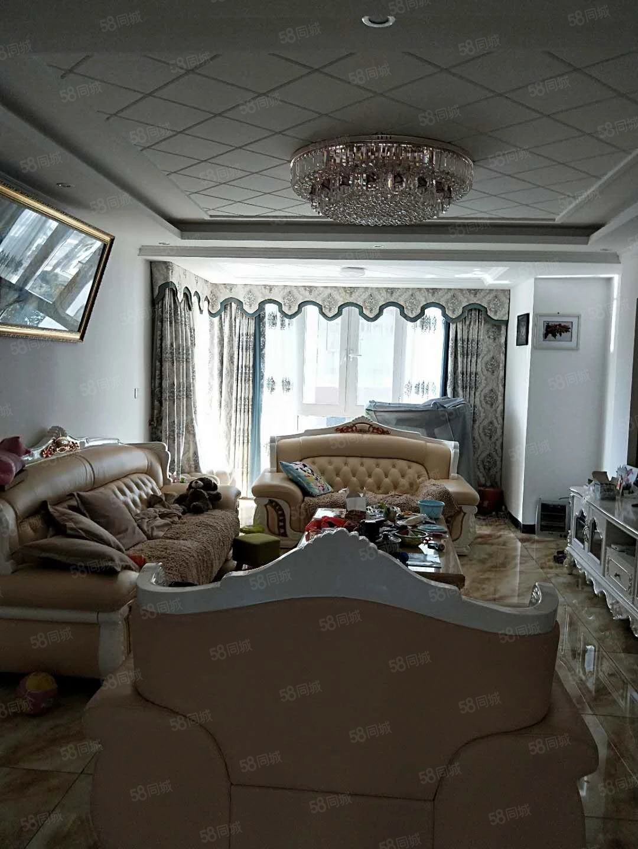 吉大观庭豪装复式楼156万带家具家电出售买到就是赚到