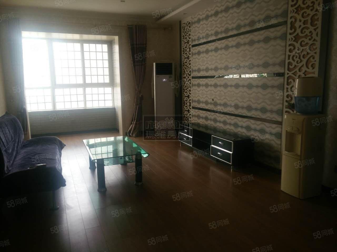 世纪大道西宇宏对面先河国际东区精装三室带家具家电四空调