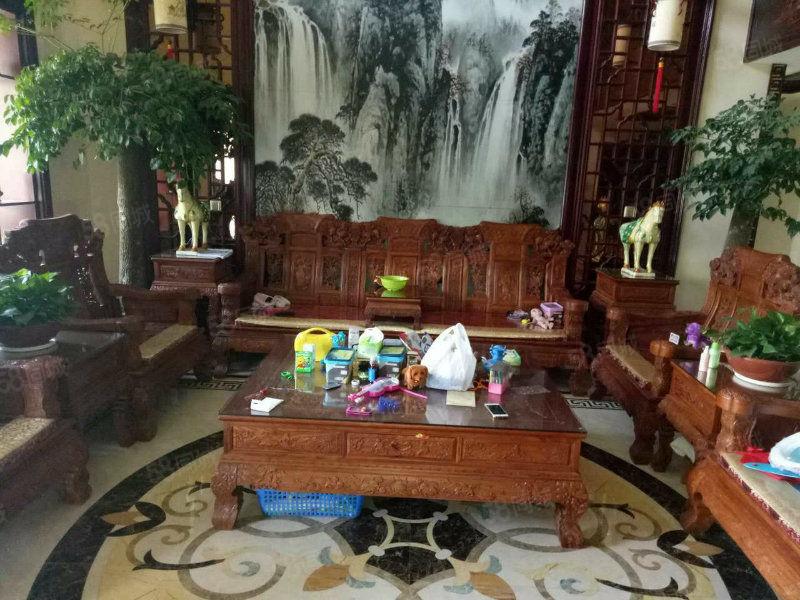 万达熙龙湾7室3厅3卫333m豪华装修拎包入住