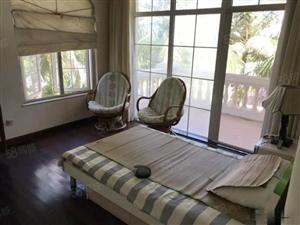 潢金海岸花园独栋精装别墅带300平大花园环境优雅真实