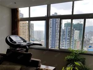 急售市中心国泰大厦4室2厅,南北通透,精装带家具家电,可按揭
