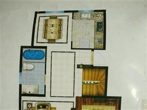 桂雨江南148.7平方上下复试房5室2厅2卫5990一平包改