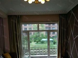 山水名都经典户型1楼66平精装修适合老人居住还带花园