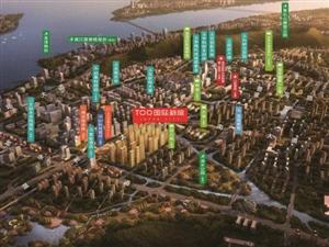 万科品质!城市东拓,首。选城东新中心TOD国际新城