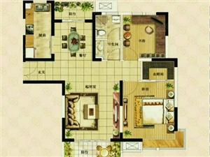 荷兰花海大丰星湖花园洋房115平米63万左右可贷款