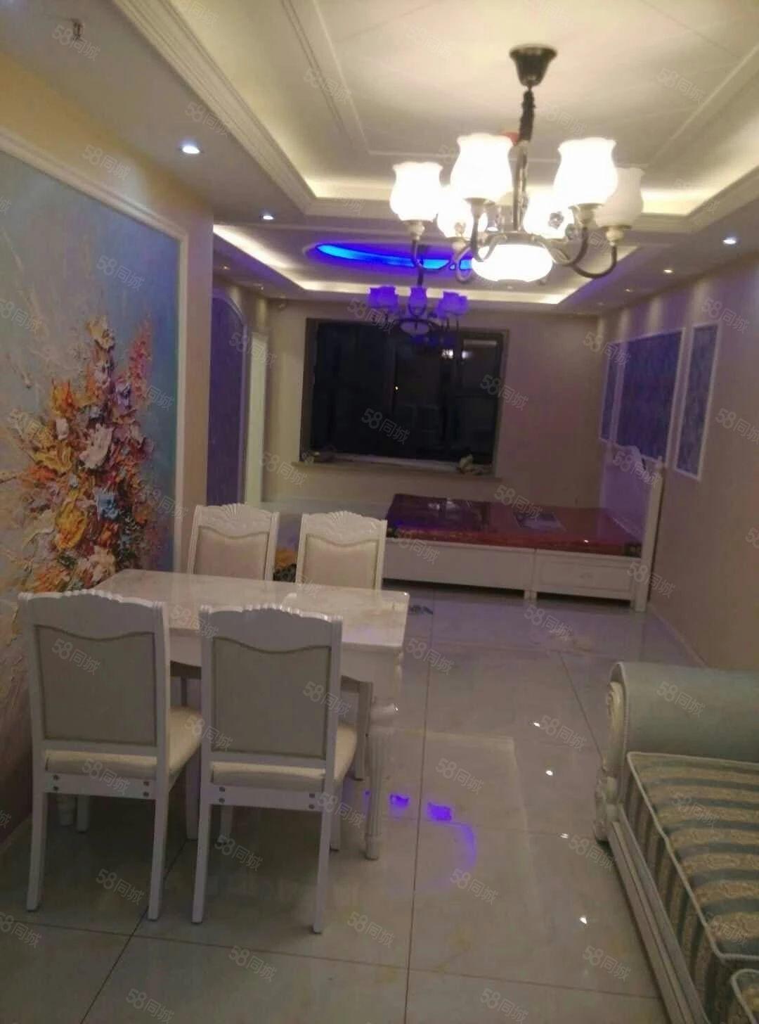 海景房恒大御景湾高层14层全欧装修带家具家电主卧直接看海