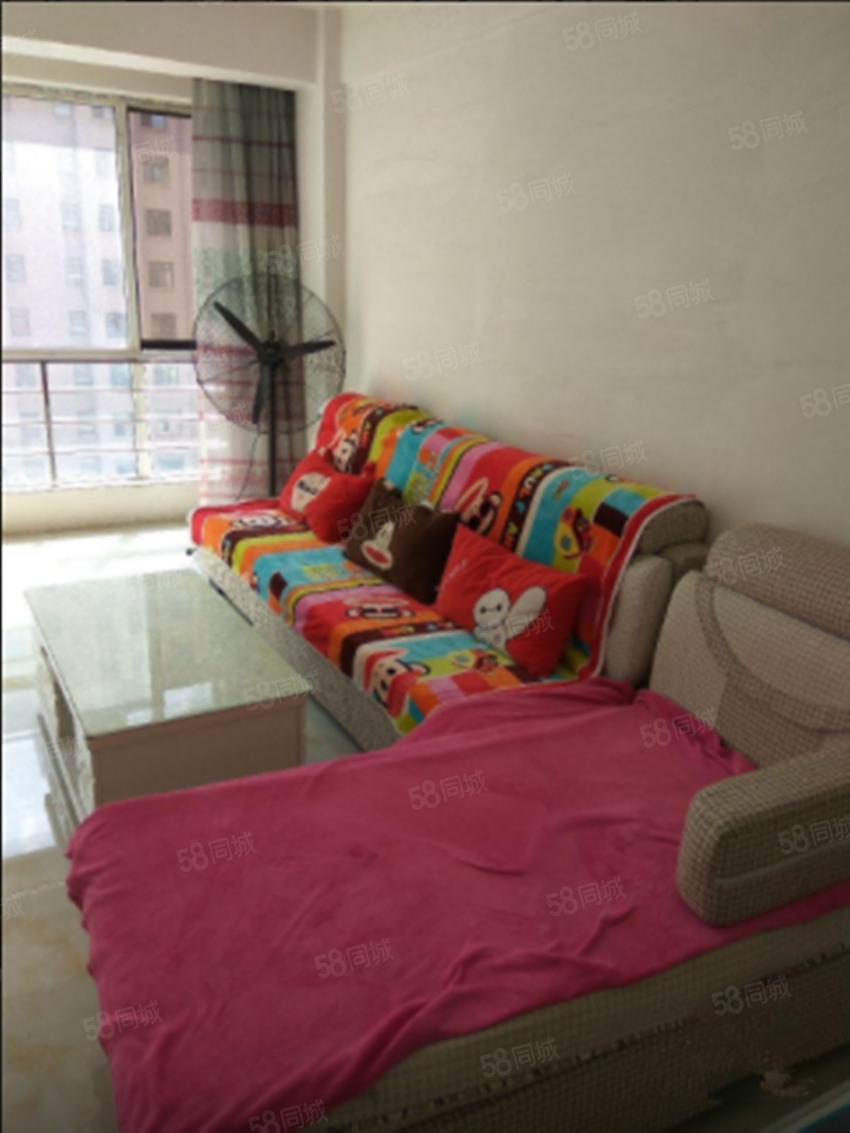 博大雅居精装修2室家具家电包取暖物业整洁干净