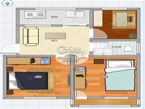 《C21》西苑小区3室1厅1卫拎包入住