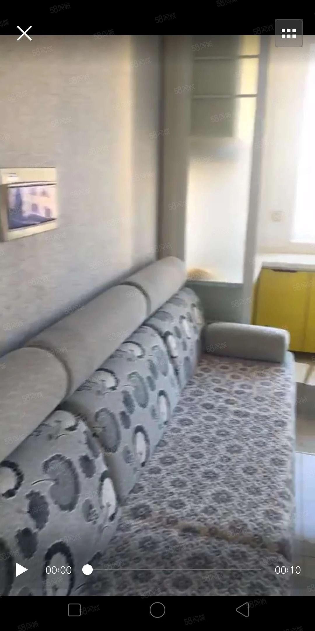 地热新小区72平两室一厅南北通透新装修拎包入住1.4万