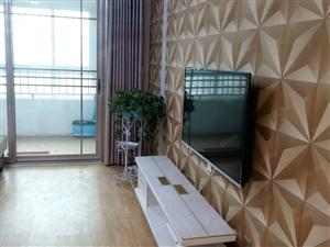 新小区东花园三楼三室两厅装修干净热水器床沙发暖气香港街北旁8