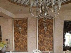 北岸东城国际豪华欧式装修复式6000/月,也可出典30万