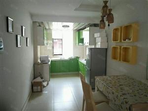 宝地城C区2室1厅精装修室内整洁干净家具家电齐全