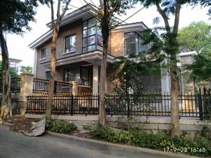 长泰漂流旁发展之旅独栋别墅带装修大花园实景实价出售