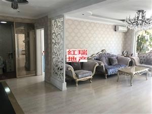 红瑞地产鑫海家园超大两居室豪华装修图片真实屋子嘎嘎板正观景房