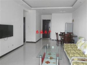 嘉豪国际2室2厅家具家电齐全市政府西高端小区生活交通方便