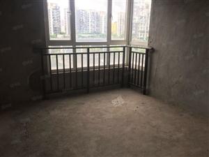 高档小区泰达天海国际毛坯3房户型超棒南北通透