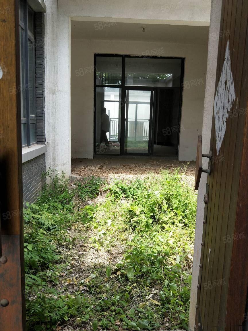 建业生态新城双拼别墅前后院卧室均带阳台均价8500养老优选