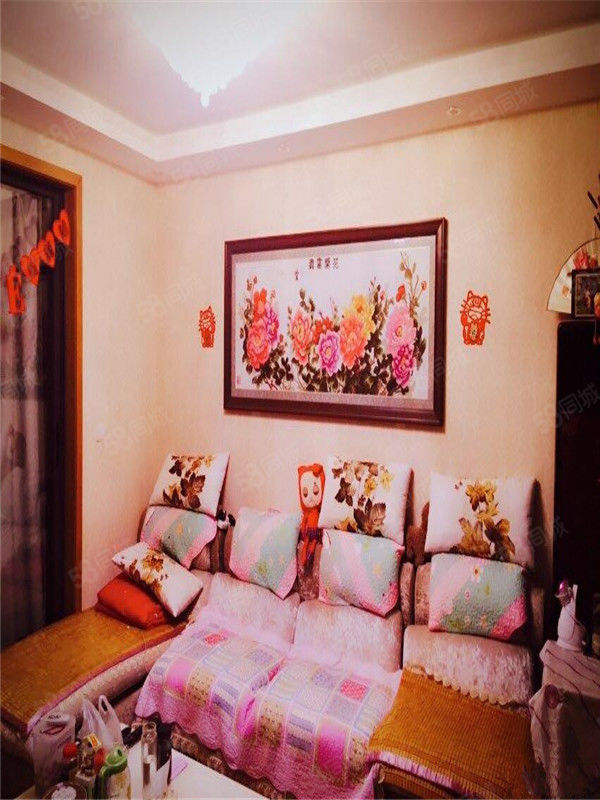 锦艺怡心苑一室一厅阳光电梯房,可上互助路看房方便