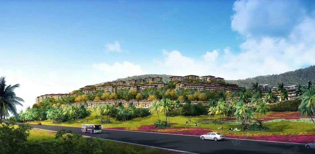 抚仙湖一线湖景公寓,可托管,可自主,樱花谷旁广龙旅游小镇