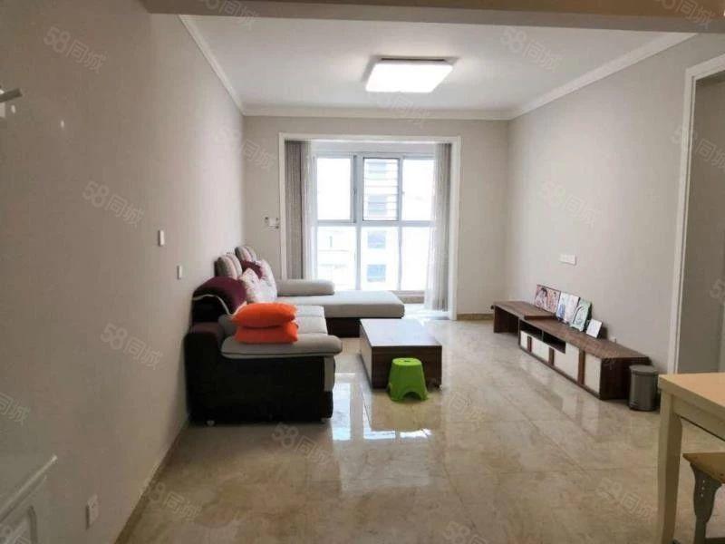 龙湖镇21国际城精装修小三室