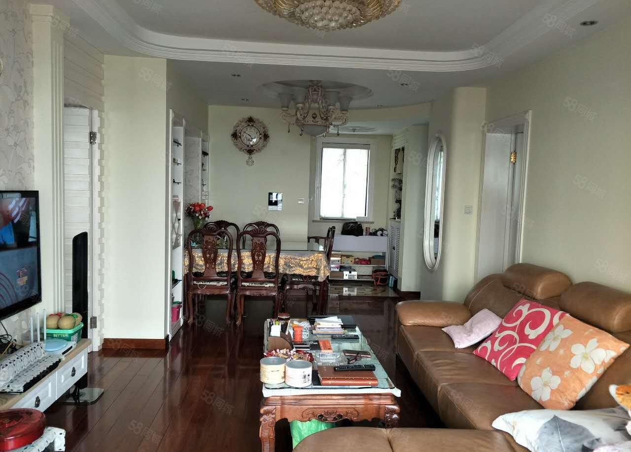 亚星盛世家园环境好三室两厅出售