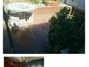 秀水家园正四带五奢华装修露天阳台
