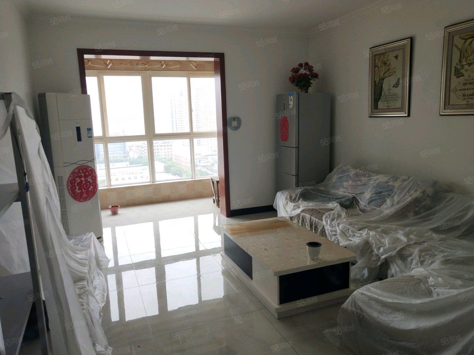 信德房产秦龙步行街2室豪装水木清华婚房看房随时仅此一套