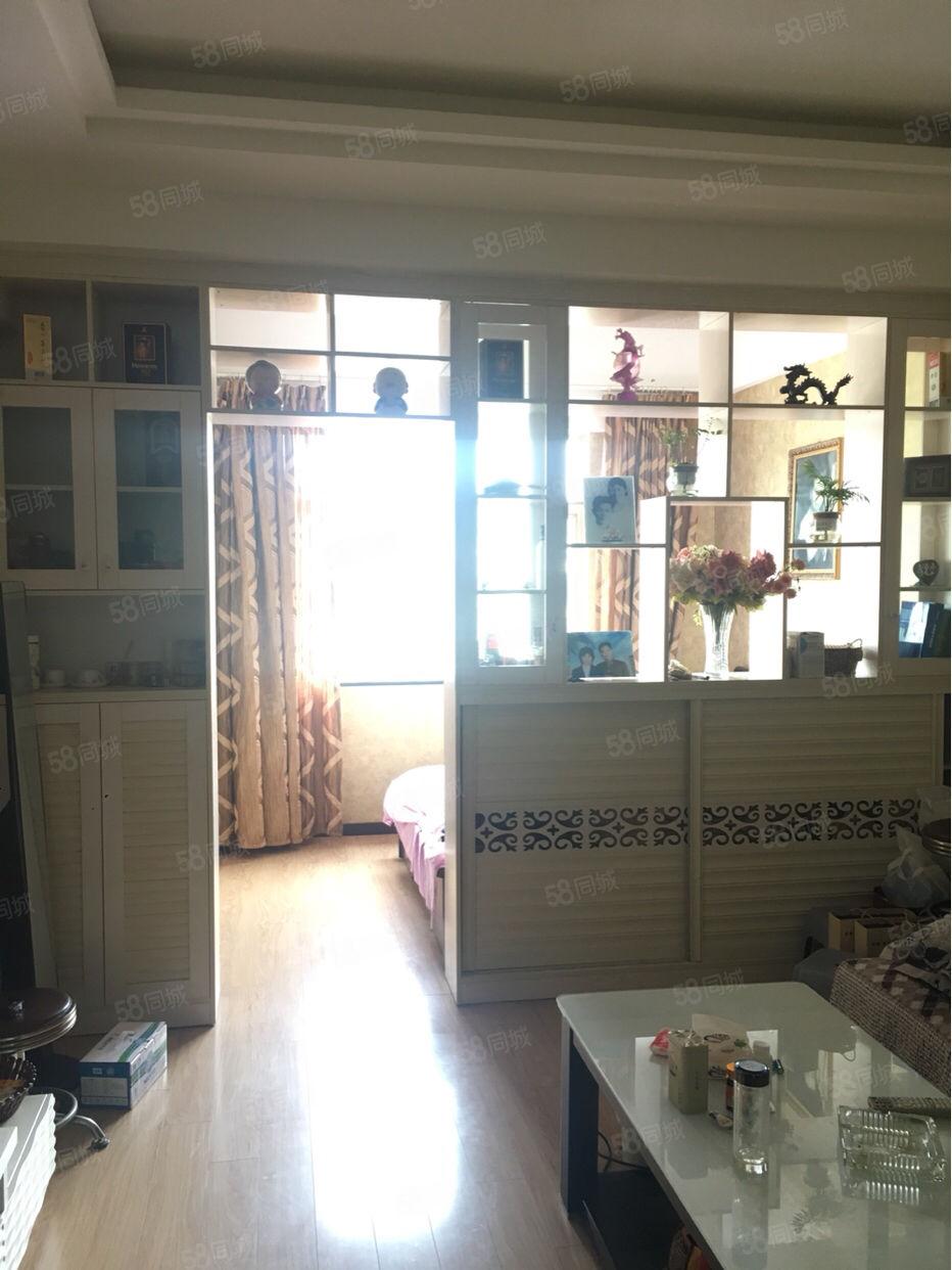 黄土坡精装单身公寓拎包入住1室1厅