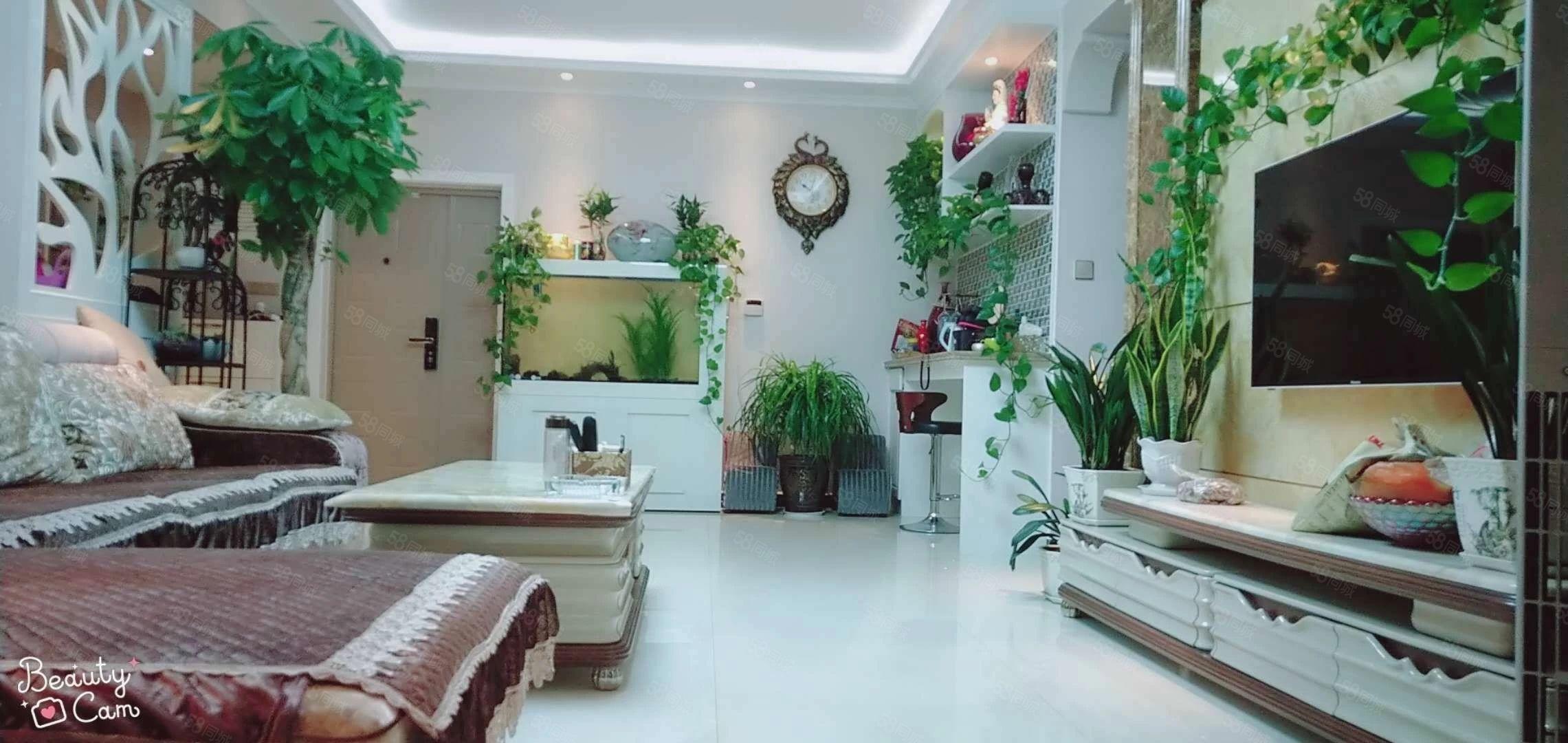 急售联盟新城精装三室带地暖家具家电全送随时过户