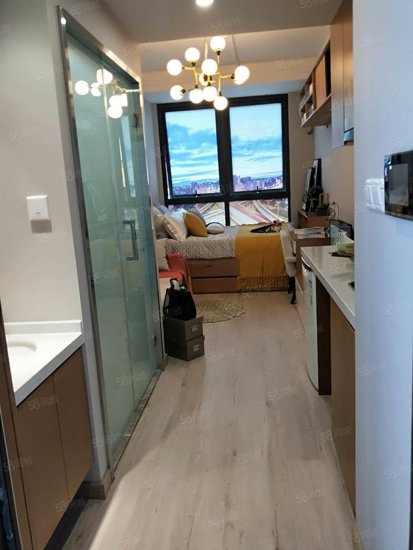 港区现房精装公寓.单价6000起即买即住.首付4万月供1千