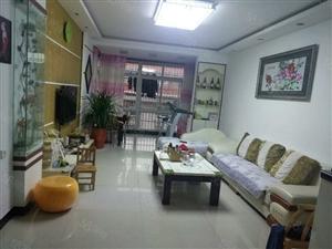 幸福家园105.2平米,2房2厅精装修,带家电,拎包入住!
