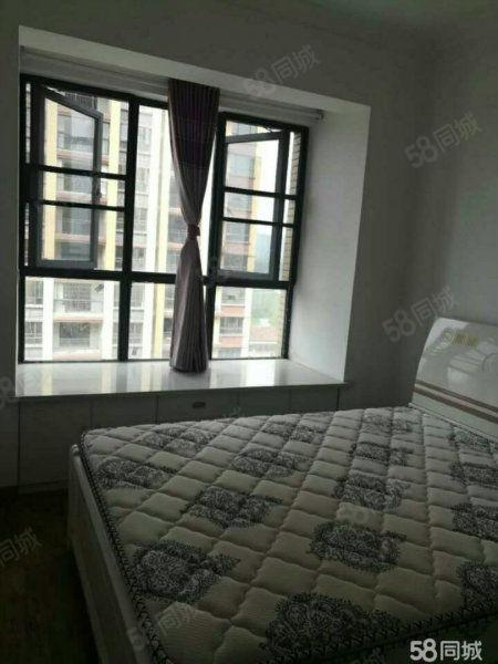 华景中央公园2室2厅精装电梯房拎包入住