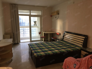 文雅青年公寓38平标间实拍房源随时看房水电物业都便宜