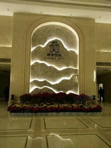 高开区康泰国际,一室精装修,高档写字楼,随时看房,出行方便
