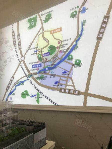 93格局方正,采光极致,两室两厅南北通透可按揭
