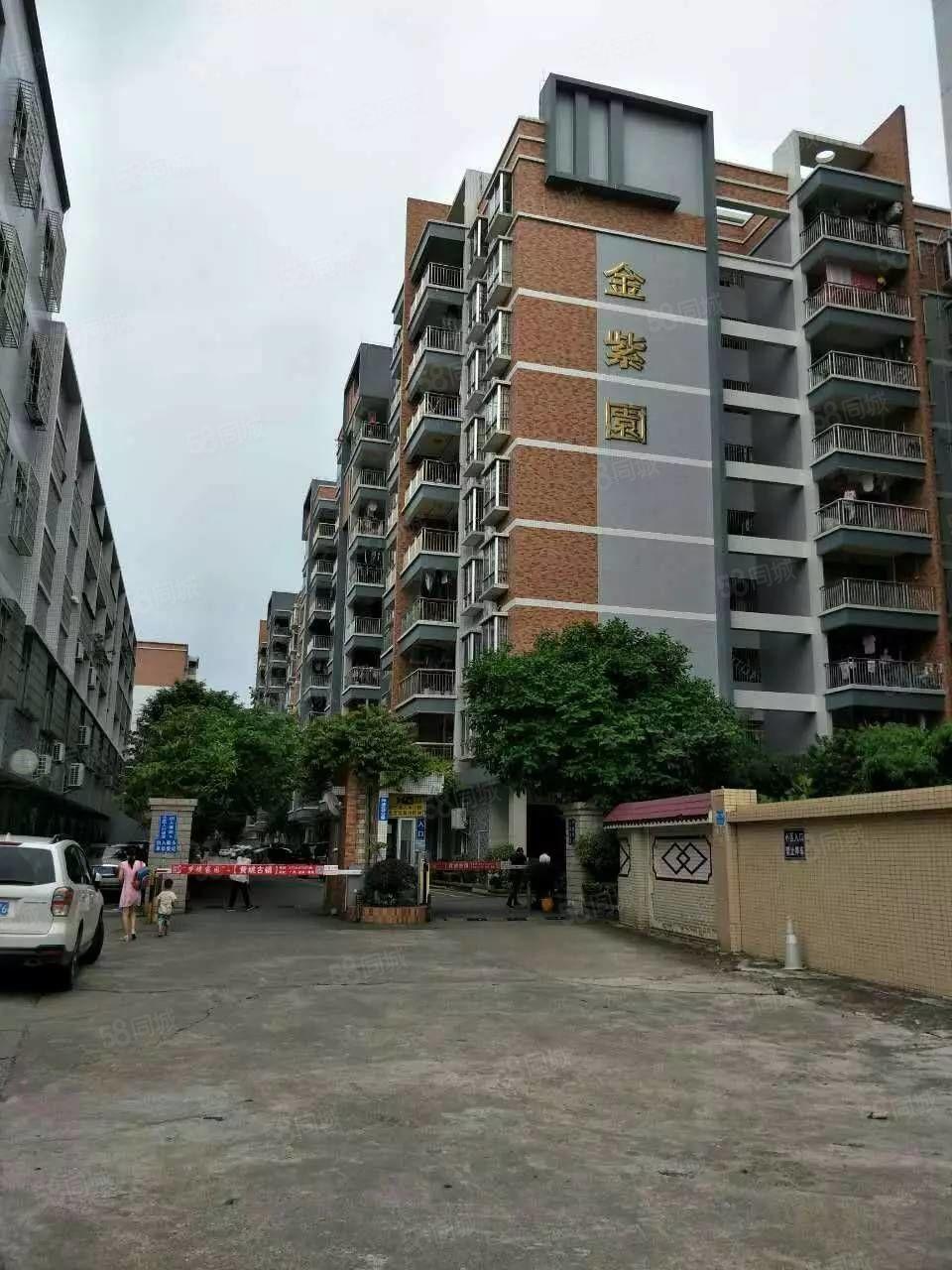 阳东金紫园、精装三房、家私家电齐全、拎包入住