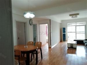 上河城中等装修,温馨两居室,港丽雪峰校区房,房主急售拎包即住