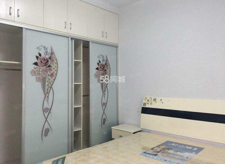 北门上江城电梯房精装2室2厅新色舒适家电家具齐全