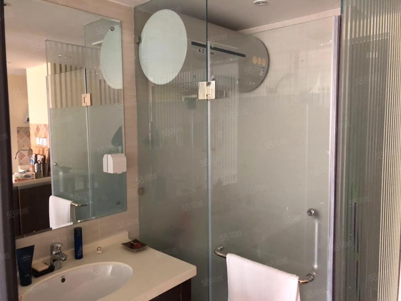 龙湖公寓高层动向采光好一室1500一个月随时看房