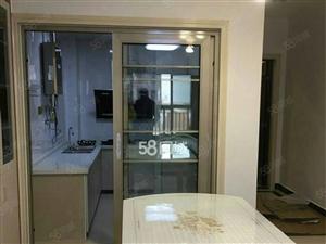 万达广场两室一厅精装电梯房