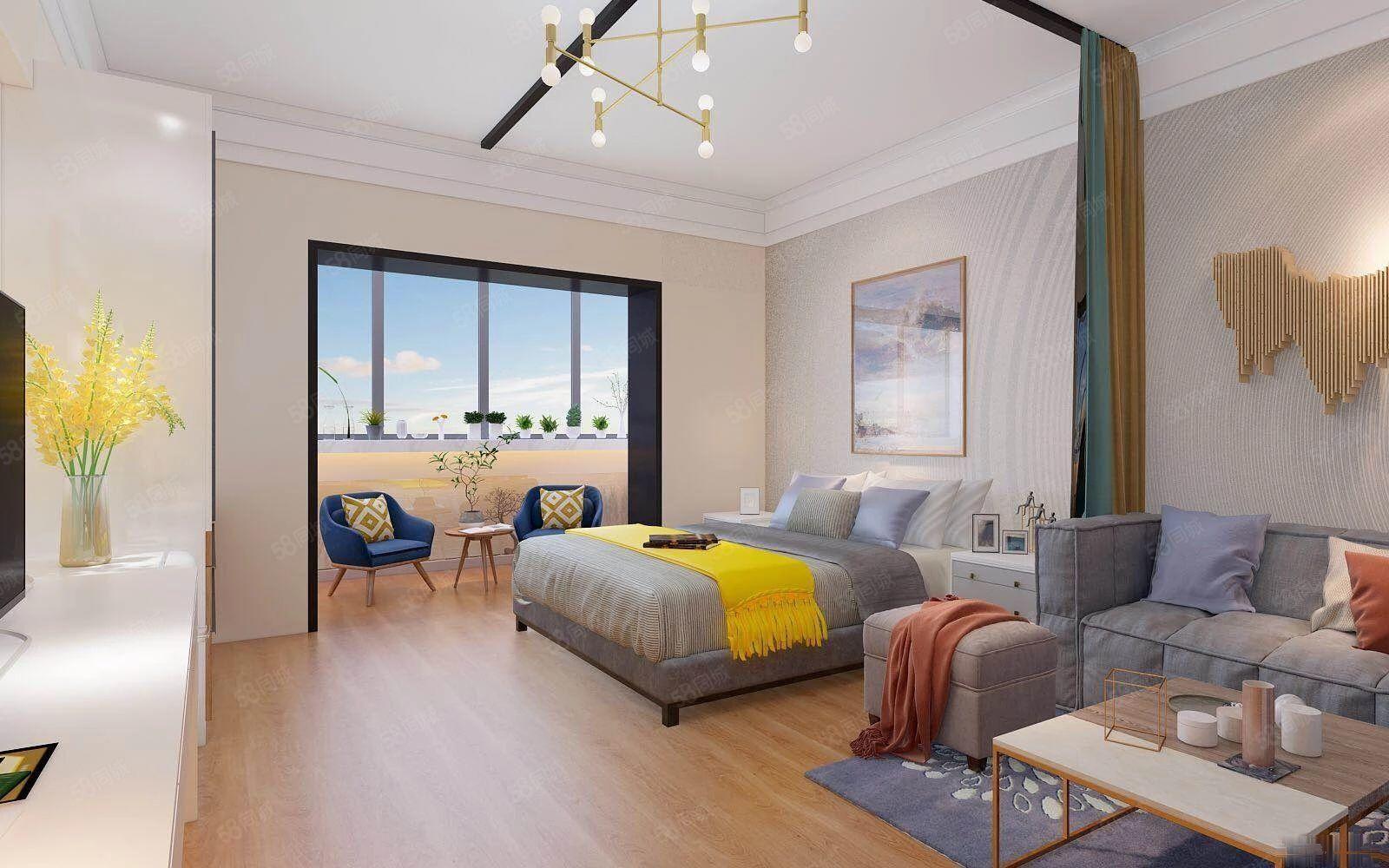 市中心新天地万达公寓火热开售数量不多包托管收益客观