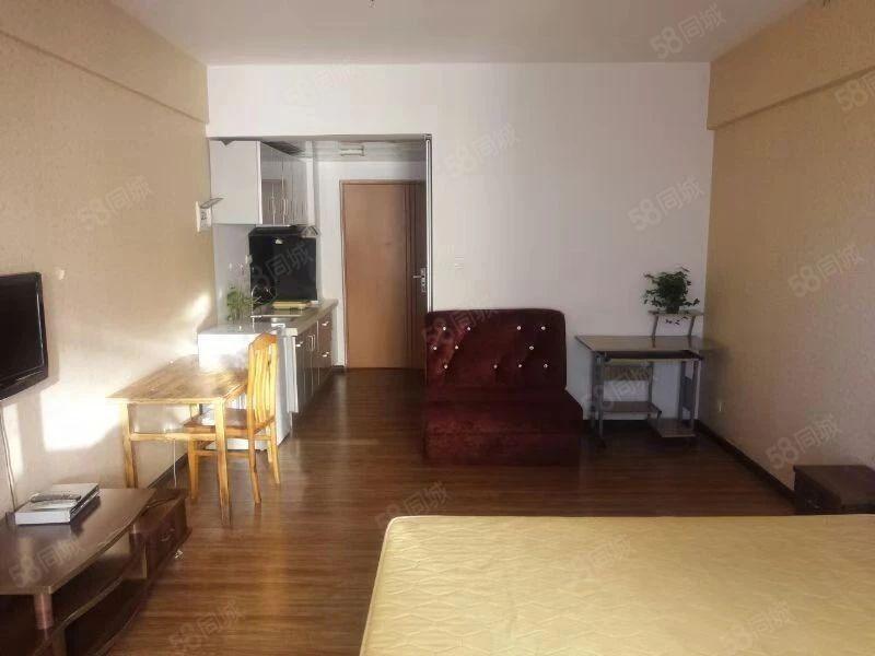 沃尔玛附近时代广场精装1房带家具家电便宜澳门金沙平台